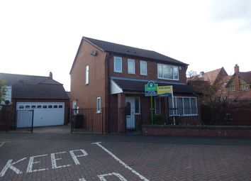 Thumbnail 4 bed detached house for sale in Hunter's Lodge, Wallsend
