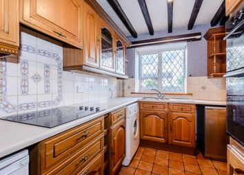 Thumbnail 2 bed detached house to rent in High Street, Caerwys, Mold, Clwyd