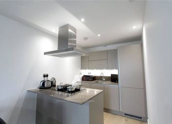 Thumbnail 1 bed flat to rent in Azure Building, 59 Great Eastern Road, Stratford, London