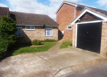Thumbnail 2 bed semi-detached bungalow to rent in Epsom Close, Clacton-On-Sea