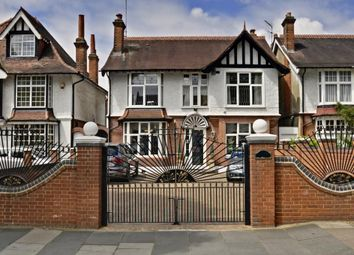 Thumbnail 5 bed detached house for sale in Argyle Road, Ealing, London