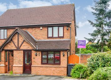 Thumbnail 3 bed semi-detached house for sale in Bramley Drive, Birmingham