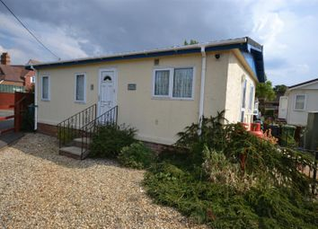 Thumbnail 2 bed mobile/park home for sale in Orchard Park, Station Road, Heacham