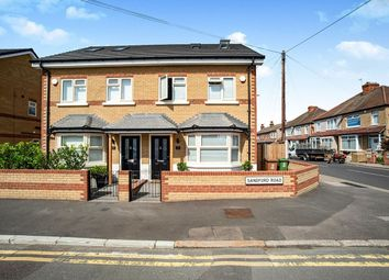 Thumbnail 4 bed semi-detached house to rent in Sandford Road, Bexleyheath