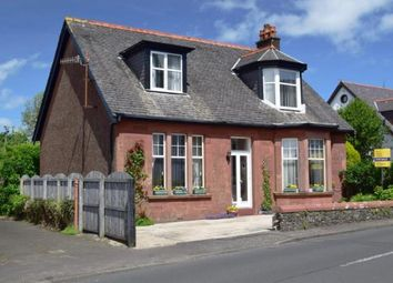 Thumbnail 4 bed detached house for sale in Gogoside Road, Largs, North Ayrshire