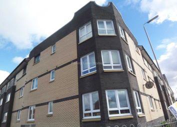 Thumbnail 2 bed flat to rent in Clark Street, Renfrew