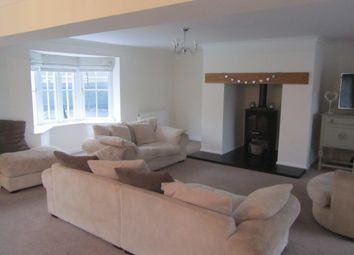 Thumbnail 4 bed detached house to rent in Moorlay Crescent, Winford, Bristol