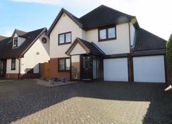 Thumbnail 4 bed detached house for sale in Kingsmere Close, West Mersea, Colchester