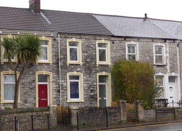 Thumbnail 2 bed terraced house for sale in Cowbridge Road, Bridgend, Bridgend, Bridgend County.