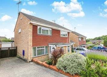 Thumbnail 2 bed semi-detached house for sale in Wenlock Close, Gossops Green, Crawley