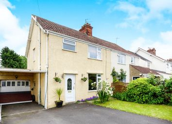 Thumbnail 3 bed semi-detached house for sale in Rossiters Road, Frome