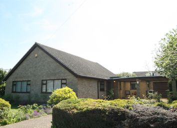 Thumbnail 4 bed detached bungalow for sale in Sandringham Close, Oakham