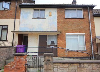 Thumbnail 4 bed terraced house for sale in Salisbury Street, City Centre, Liverpool