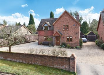 Thumbnail 4 bed detached house for sale in Manor Farm Lane, Michelmersh, Romsey