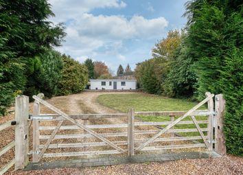 Thumbnail 2 bed detached bungalow for sale in Halesowen Road, Lydiate Ash, Bromsgrove