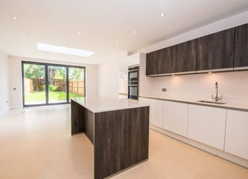 Thumbnail 4 bed terraced house to rent in Park Road, Kingston Upon Thames