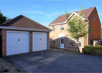 Thumbnail 5 bed detached house for sale in Walnut Close, Miskin, Pontyclun