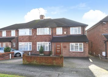 Thumbnail 4 bed semi-detached house for sale in Edgware, Middlesex HA8,