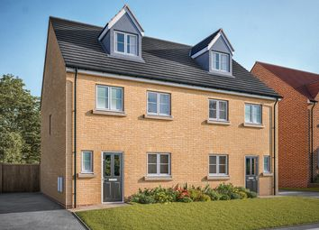 "Thumbnail 4 bed semi-detached house for sale in ""The Aslin"" at Doncaster Road, Hatfield, Doncaster"