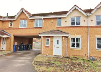Thumbnail 3 bed terraced house for sale in Bramham Croft, Wombwell, Barnsley