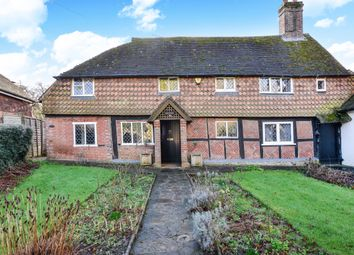 Thumbnail 3 bed cottage to rent in The Street, Slinfold, Horsham