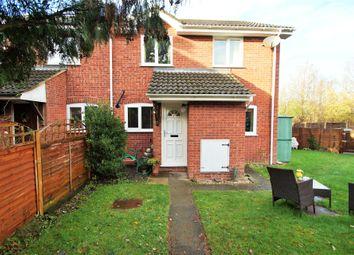 Thumbnail 2 bed end terrace house for sale in Hexham Close, Owlsmoor, Sandhurst, Berkshire
