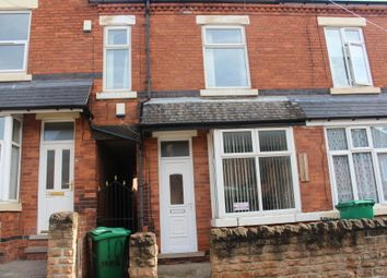 Thumbnail 3 bedroom end terrace house to rent in Harley Street, Lenton