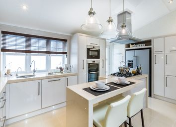 Thumbnail 3 bed mobile/park home for sale in Chickerell Road, Chickerell, Weymouth