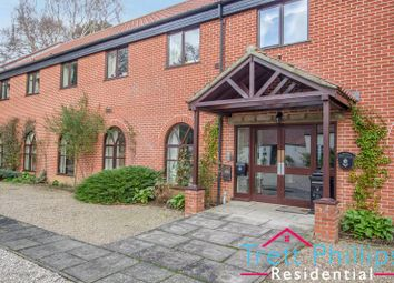 Thumbnail 2 bed flat for sale in Wroxham Road, Coltishall, Norwich