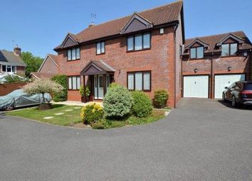 Clayfield, Yate, Bristol, Gloucestershire BS37. 5 bed detached house
