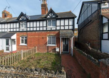 Thumbnail 2 bed end terrace house for sale in Chester Road, Westgate-On-Sea