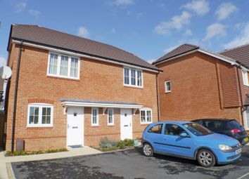 Thumbnail 2 bed semi-detached house to rent in Lakeland Avenue, Bersted, Bognor Regis