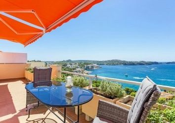 Thumbnail 1 bed apartment for sale in Costa De La Calma, Balearic Islands, Spain