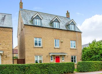 Thumbnail 5 bed detached house for sale in Back Lane, Great Cambourne, Cambridge