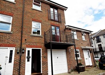 Thumbnail 3 bedroom terraced house to rent in Southdown Mews, Brighton, East Sussex