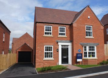 Thumbnail 4 bed detached house for sale in Tenbury View, Oldwood Road