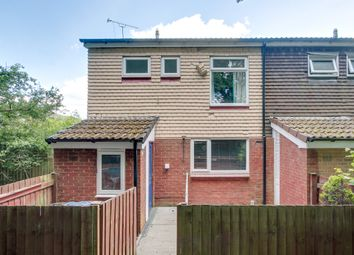 Thumbnail 2 bed end terrace house to rent in Prospero Close, Frankley, Birmingham