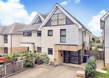 Thumbnail 4 bed semi-detached house for sale in St. Peters Road, Parkstone, Poole