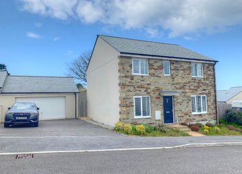 Hendrawna Meadows, Perranporth TR6. 4 bed detached house for sale