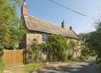 Thumbnail 2 bed cottage for sale in Home Farm Lane, Middle Aston, Bicester
