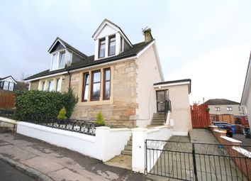 Thumbnail 3 bed semi-detached house for sale in Craigallian Avenue, Cambuslang, Glasgow