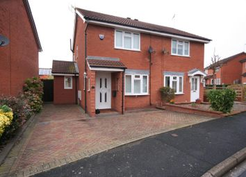 Thumbnail 2 bedroom semi-detached house to rent in Masons Drive, Worcester