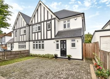 Thumbnail 4 bed semi-detached house for sale in South Drive, Ruislip, Middlesex