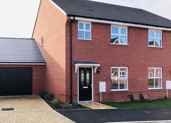 Thumbnail 3 bed semi-detached house for sale in Dairy Road, Andover