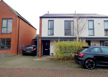 3 bed semi-detached house to rent in Prince George Drive, Derby DE22