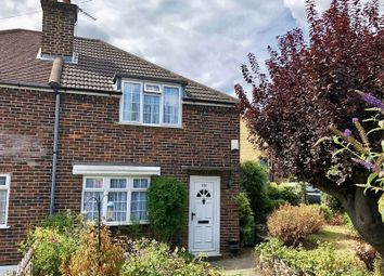 Thumbnail 2 bed semi-detached house for sale in Green Walk, Crayford, Dartford