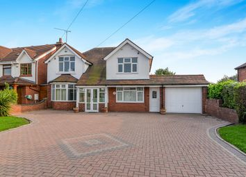 Thumbnail 5 bedroom detached house for sale in Sundial Lane, Great Barr, Birmingham