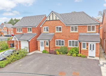 Thumbnail 3 bed semi-detached house for sale in Heritage Way, Llanymynech
