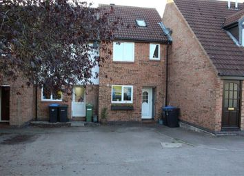 Thumbnail 2 bed town house for sale in The Pastures, Broughton Astley, Leicester