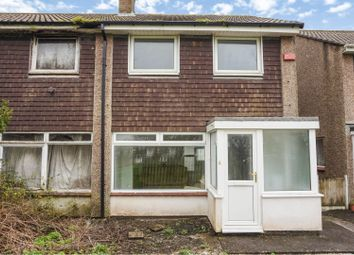 3 bed end terrace house for sale in Rosevean Close, Camborne TR14